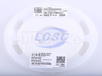 YAGEO AF0402FR-07200KL(100pcs)