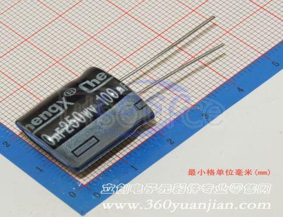 CX(Dongguan Chengxing Elec) 100uF 250V  18*20