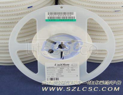 Uniroyal Elec 0402WGF4423TCE