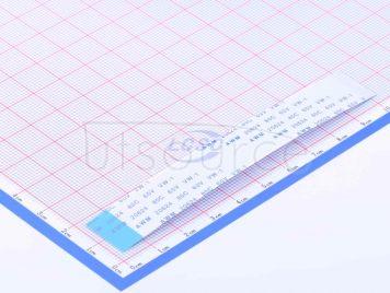 LX FFCCable 14P pitch1.0mm length10CM Reverse(10pcs)