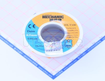 MECHANIC HX-T100[500g]0.8mm
