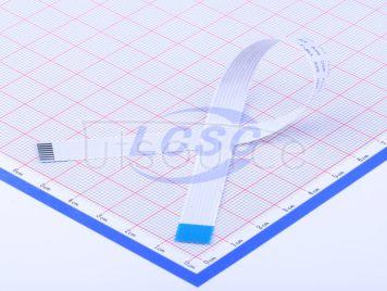 LX FFCCable 8P pitch1.0mm length20CM Reverse(10pcs)