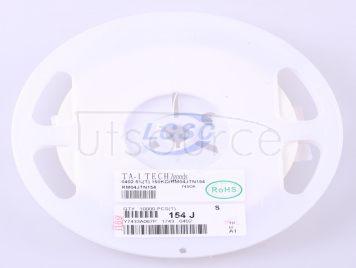 TA-I Tech RM04JTN154(100pcs)