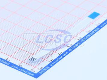 LX FFCCable 4P pitch1.0mm length7CM Reverse(10pcs)