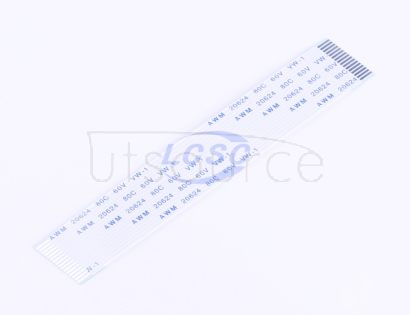 Made in China FFCCable 16P pitch1.0mm length10CM In the same direction