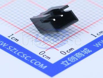 BOOMELE(Boom Precision Elec) XH-2A,2P,pitch2.5mm,Straight line(50pcs)