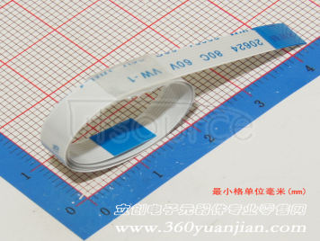 LX FFCCable 10P pitch0.5mm length40CM Reverse
