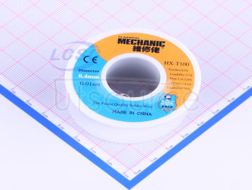 MECHANIC fine solder wireHX-100(Big)0.4 [150G]
