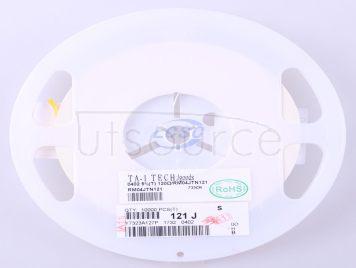 TA-I Tech RM04JTN121(100pcs)