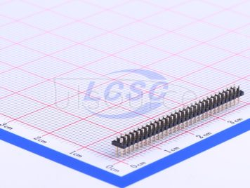 Ckmtw(Shenzhen Cankemeng) Headers Pins 2*30P 1.27mm Straight line