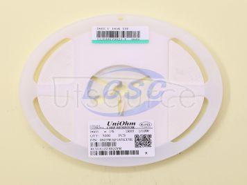UNI-ROYAL(Uniroyal Elec) 0603WAF165KT5E(100pcs)