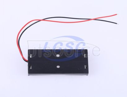 Made in China No.52Section side by side battery box Line length150mm