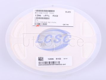 FH(Guangdong Fenghua Advanced Tech) RS-06K510JT(100pcs)