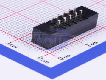 BOOMELE(Boom Precision Elec) 2.0mm 2*5P Straight IDC Box(5pcs)