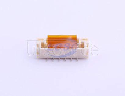 JST Sales America BM06B-GHS-TBT(LF)(SN)(N