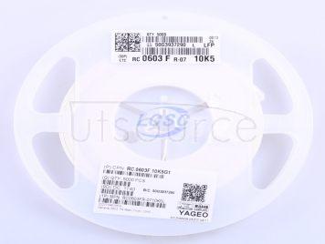 YAGEO RC0603FR-0710K5L(100pcs)