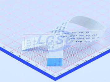 LX FFCCable 12P pitch1.0mm length20CM Reverse(10pcs)