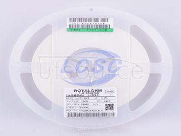 UNI-ROYAL(Uniroyal Elec) 0402WGF1201TCE(100pcs)