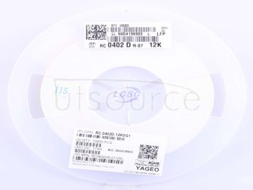 YAGEO RC0402DR-0712KL(50pcs)