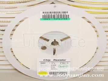 UNI-ROYAL(Uniroyal Elec) 0603WAF274JT5E(100pcs)
