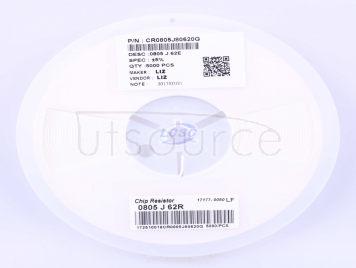 LIZ Elec CR0805J80620G(100pcs)