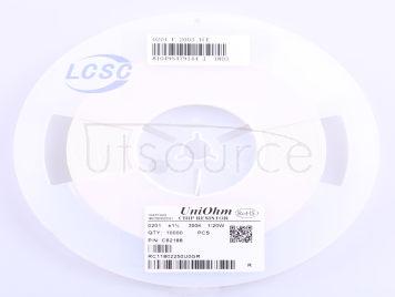 UNI-ROYAL(Uniroyal Elec) 0201WMF2003TCE(100pcs)
