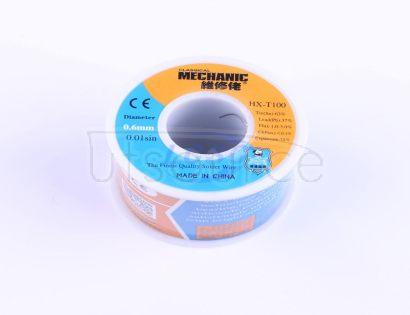 MECHANIC fine solder wire.NO RHOS0.6mm/500G