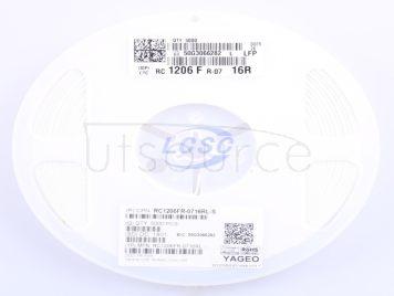 YAGEO RC1206FR-0716RL(50pcs)