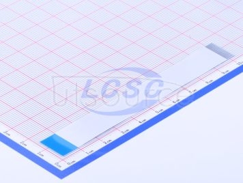 LX FFCCable 26P pitch0.5mm length10CM Reverse(5pcs)