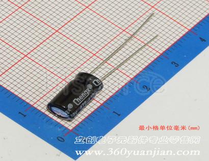 CX(Dongguan Chengxing Elec) 470uF 10V  6.3*11(50pcs)