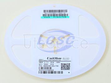 UNI-ROYAL(Uniroyal Elec) 0805W8F180LT5E(50pcs)
