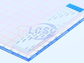 LX FFCCable 40P pitch0.5mm length10CM Reverse(10pcs)