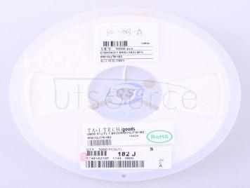TA-I Tech RM10JTN182(100pcs)