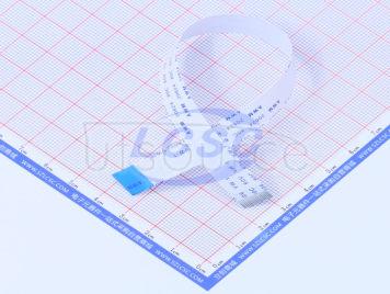 LX FFCCable 20P pitch0.5mm length20CM Reverse(5pcs)