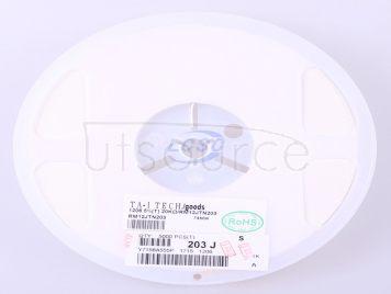 TA-I Tech RM12JTN203(50pcs)