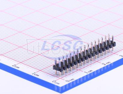 Shenzhen Cankemeng Headers??Pins 2*16P 2.0mm Straight line