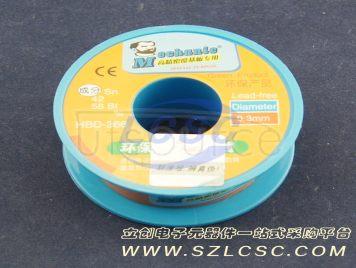 MECHANIC solder wireHBD-366 0.3mm [40G]