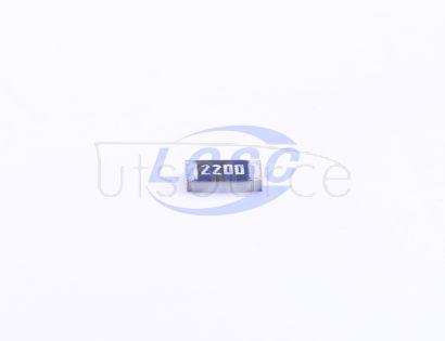 LIZ Elec CR0805F82200G