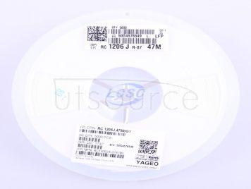 YAGEO RC1206JR-0747ML(50pcs)