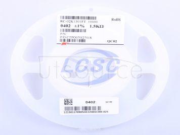 FH(Guangdong Fenghua Advanced Tech) RC-02K1501FT(100pcs)