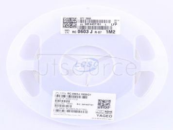 YAGEO RC0603JR-071M2L(100pcs)