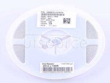 LIZ Elec CR2512J10151G(20pcs)