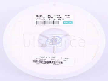 RALEC RTT0611R8FTP(50pcs)