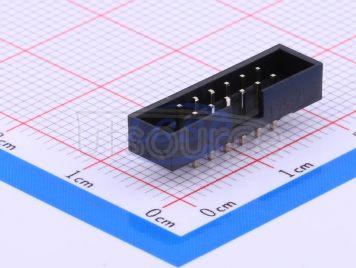 BOOMELE(Boom Precision Elec) 2.0mm 2*6P Straight IDC Box(5pcs)