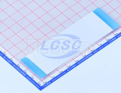 Made in China FFCCable 60P pitch0.5mm length10CM In the same direction