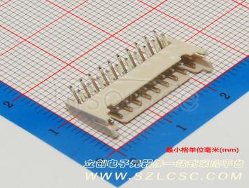BOOMELE(Boom Precision Elec) PHD-2*10P 2.0mmpitch Horizontal(5pcs)