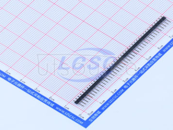BOOMELE(Boom Precision Elec) 2.0mm 1*40P bend Headers Pins Reverse(5pcs)