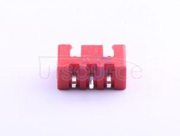 Ckmtw(Shenzhen Cankemeng) XH 2501series socket 1*3P 2.5mm(20pcs)
