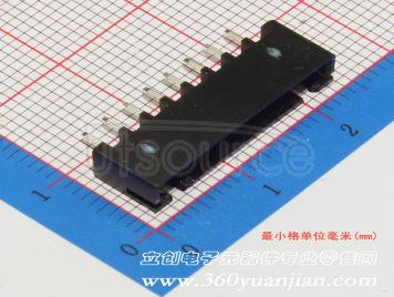 BOOMELE(Boom Precision Elec) XH-8A,8P,pitch2.5mm,Straight line(20pcs)