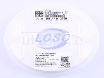 YAGEO RC1206JR-07270RL(50pcs)